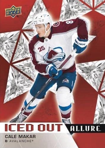 2021-22 Upper Deck Allure Hockey Cards 4