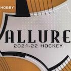 2021-22 Upper Deck Allure Hockey Cards