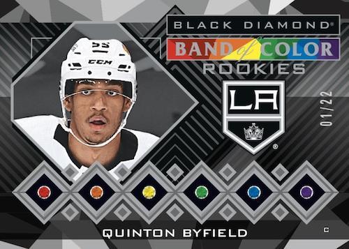 2021-22 Upper Deck Black Diamond Hockey Cards 5