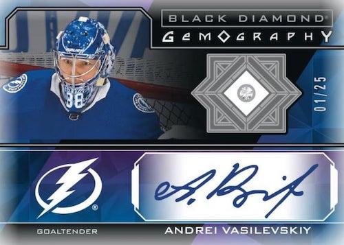 2021-22 Upper Deck Black Diamond Hockey Cards 6