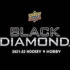 2021-22 Upper Deck Black Diamond Hockey Cards
