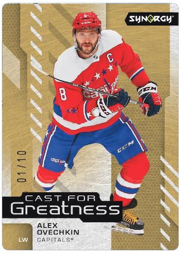 2021-22 Upper Deck Synergy Hockey Cards 5