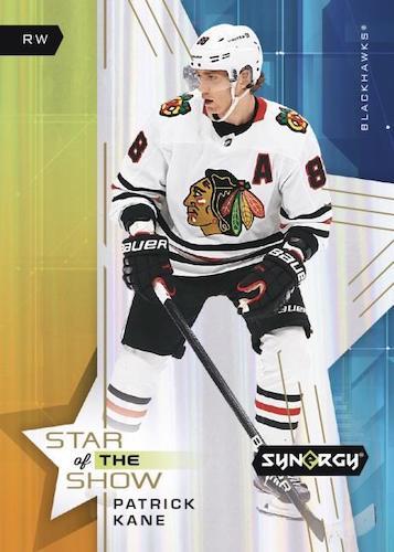 2021-22 Upper Deck Synergy Hockey Cards 6
