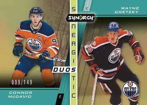 2021-22 Upper Deck Synergy Hockey Cards 7
