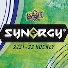 2021-22 Upper Deck Synergy Hockey Cards