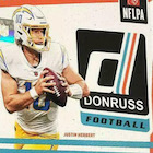 2021 Donruss Football Cards