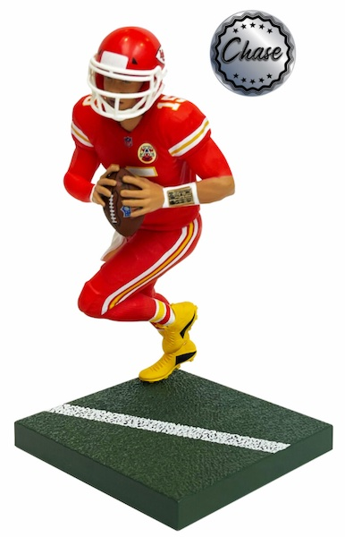 2021 Imports Dragon NFL Football Figures Gallery and Checklist 17
