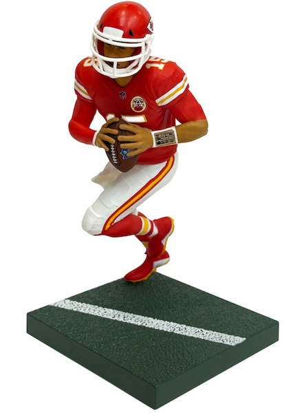 2021 Imports Dragon NFL Football Figures Gallery and Checklist 16