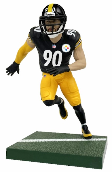 2021 Imports Dragon NFL Football Figures Gallery and Checklist 18