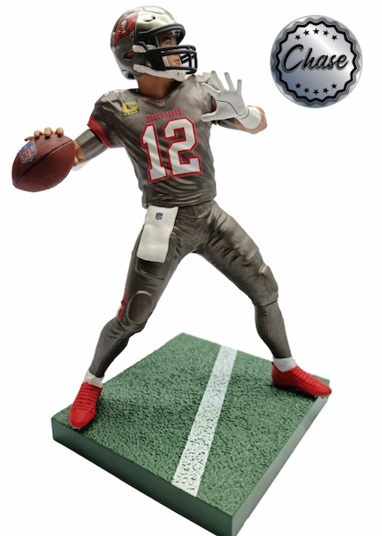 2021 Imports Dragon NFL Football Figures Gallery and Checklist 21