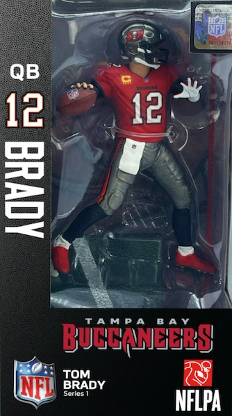 2021 Imports Dragon NFL Football Figures Gallery and Checklist 1