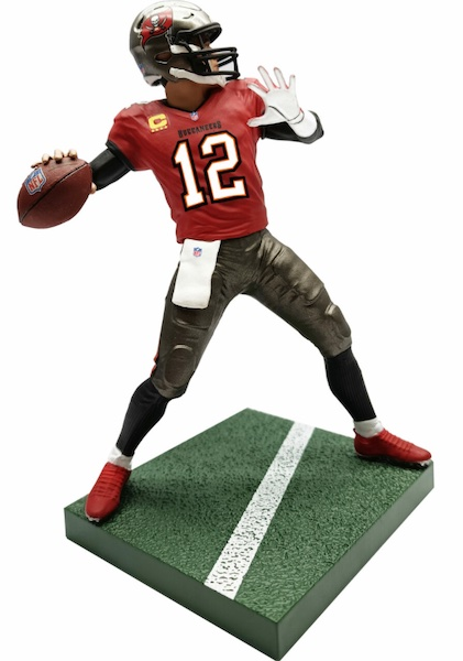 2021 Imports Dragon NFL Football Figures Gallery and Checklist 20