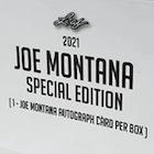 2021 Leaf Joe Montana Special Edition Football Cards