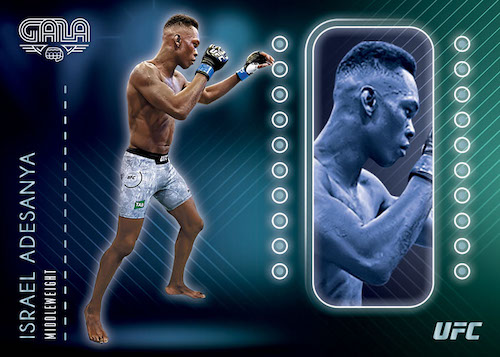 2021 Panini Chronicles UFC MMA Cards 4