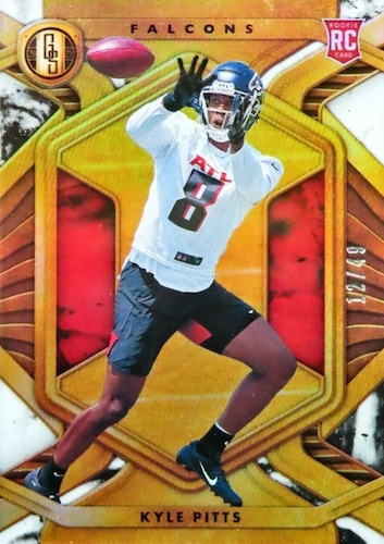 Top 2021 NFL Rookie Cards Guide and Football Rookie Card Hot List 15