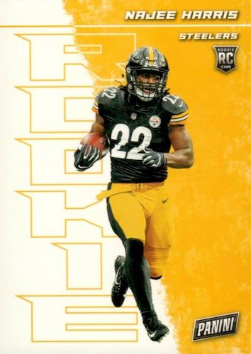 2021 Panini NFL Player of the Day Football Cards 1