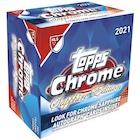 2021 Topps Chrome Sapphire Edition MLS Soccer