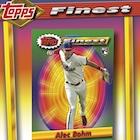 2021 Topps Finest Flashbacks Baseball Cards Checklist