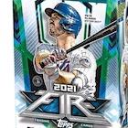 2021 Topps Fire Baseball Cards Checklist