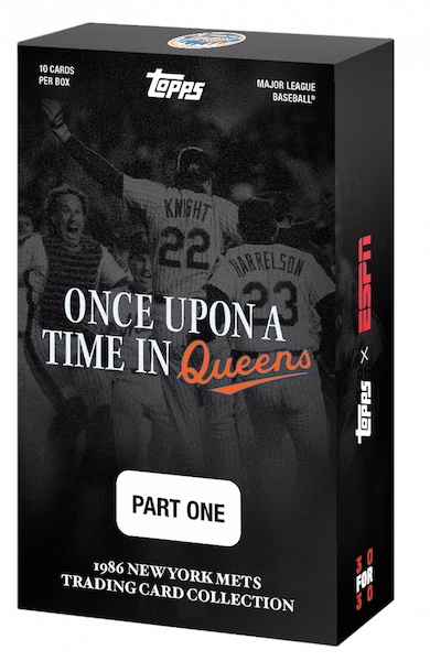 2021 Topps Once Upon a Time in Queens ESPN 30 for 30 Baseball Cards Checklist 5