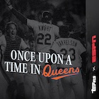 2021 Topps Upon a Time in Queens Baseball