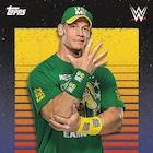 2021 Topps WWE Summer of Cena Wrestling Cards