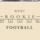 2021 Upper Deck Rookie Watch Football Cards