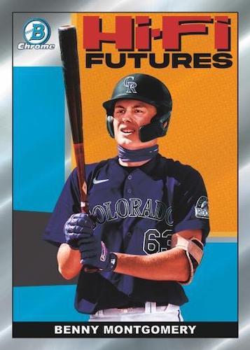 2022 Bowman Baseball Cards 4