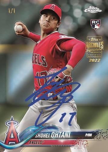 2022 Topps Archives Signature Series Active Player Edition Baseball Cards 1