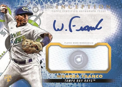 2022 Topps Inception Baseball Cards 5