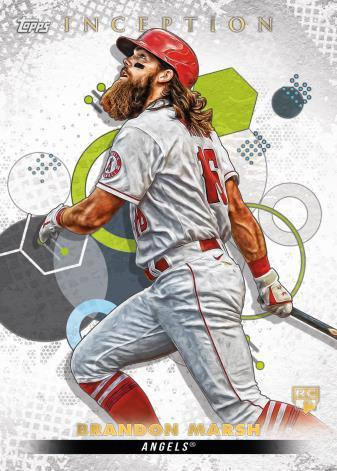 2022 Topps Inception Baseball Cards 1