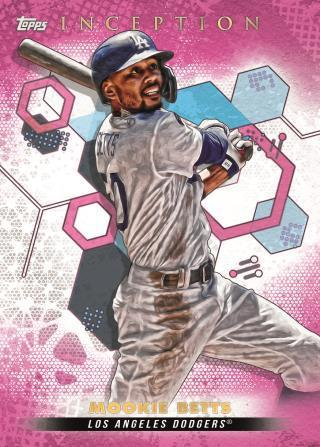2022 Topps Inception Baseball Cards 2