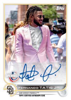 2022 Topps Opening Day Baseball Cards 3