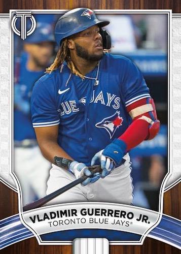 2022 Topps Tribute Baseball Cards 3