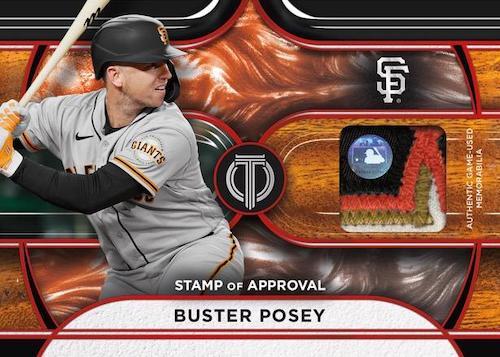 2022 Topps Tribute Baseball Cards 9