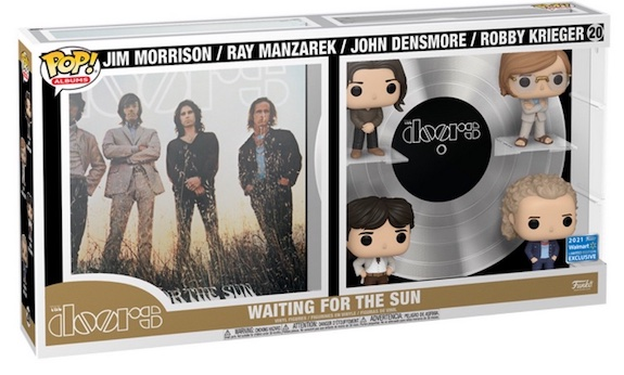 Funko Pop Albums Music Figures Gallery and Checklist 15