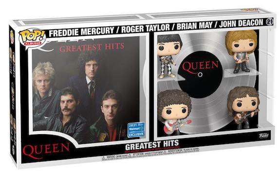 Funko Pop Albums Music Figures Gallery and Checklist 16