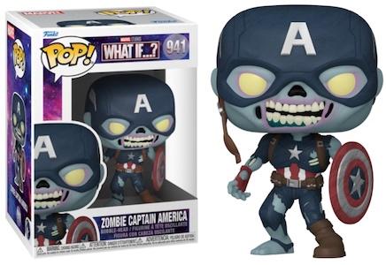 Funko Pop Marvel What If...? Figures 15