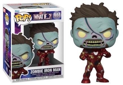 Funko Pop Marvel What If...? Figures 18