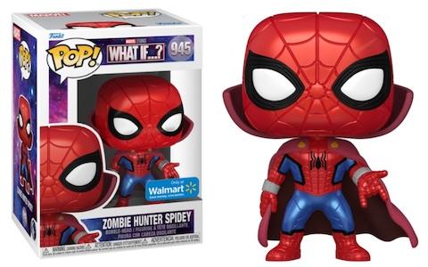 Funko Pop Marvel What If...? Figures 21