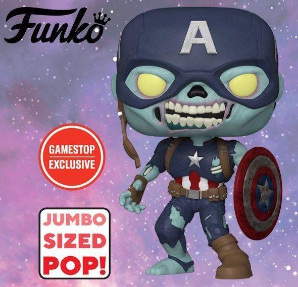 Funko Pop Marvel What If...? Figures 27
