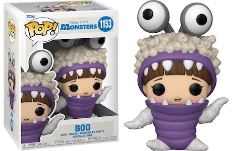 Ultimate Funko Pop Monsters Inc Figures Checklist and Gallery 18