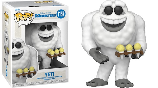 Ultimate Funko Pop Monsters Inc Figures Checklist and Gallery 23