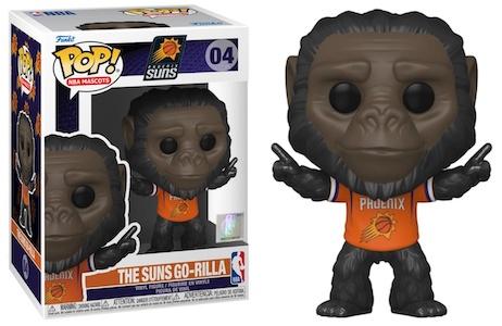 Funko Pop NBA Mascots Basketball Figures 4