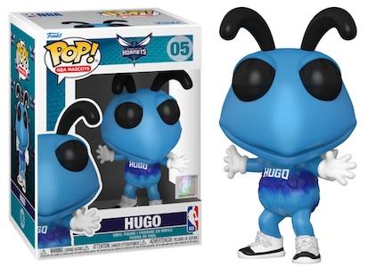 Funko Pop NBA Mascots Basketball Figures 5
