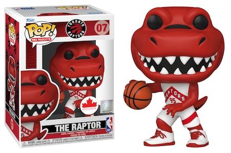 Funko Pop NBA Mascots Basketball Figures 7
