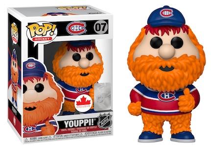 Funko Pop NHL Mascots Hockey Figures 7