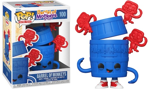 Ultimate Funko Pop Retro Toys Figures Gallery and Checklist 107