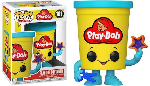 Ultimate Funko Pop Retro Toys Figures Gallery and Checklist 108