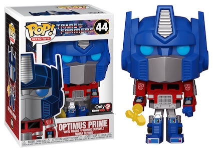 Ultimate Funko Pop Transformers Figures Checklist and Gallery 20